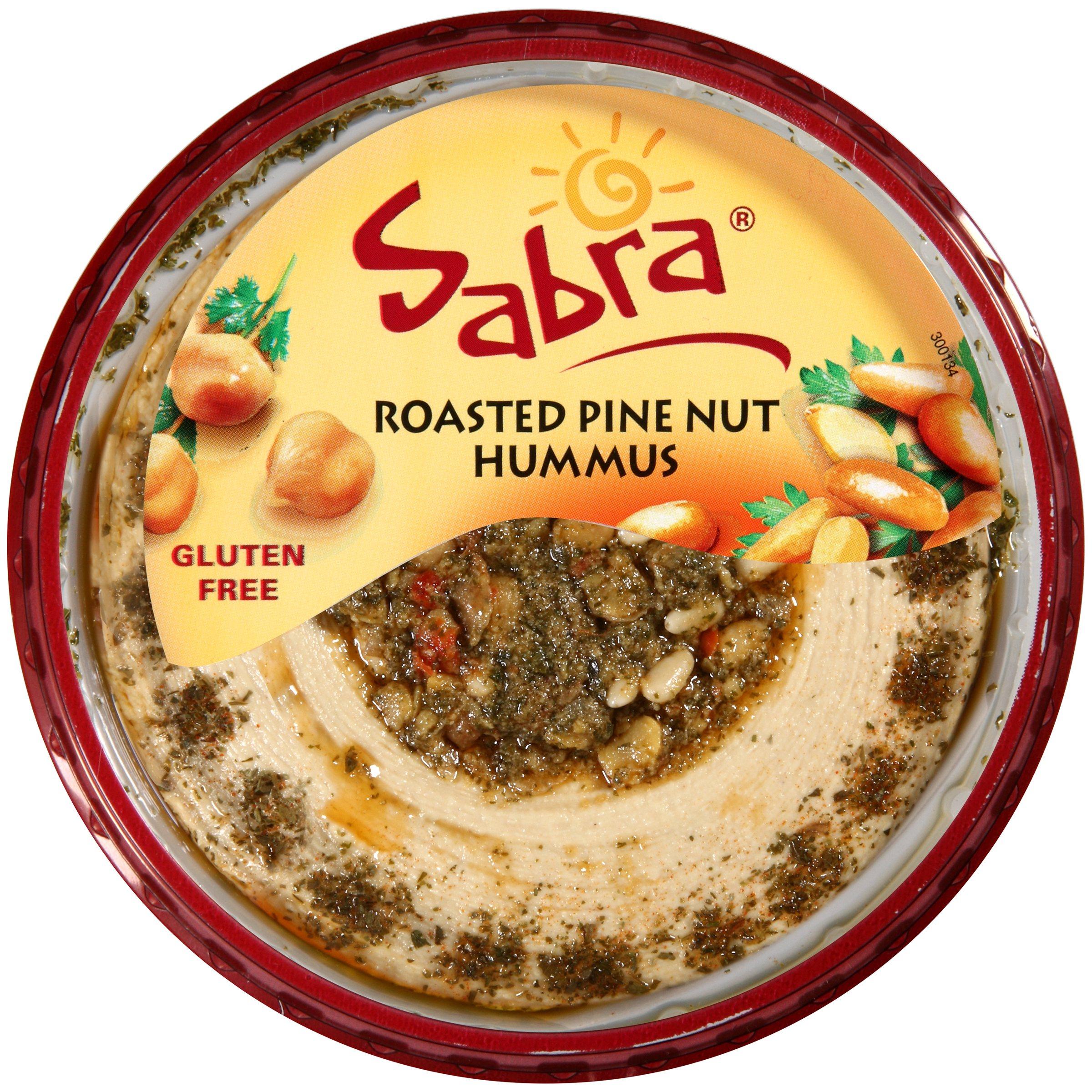 Sabra Roasted Pine Nut Hummus 7 oz. Tub