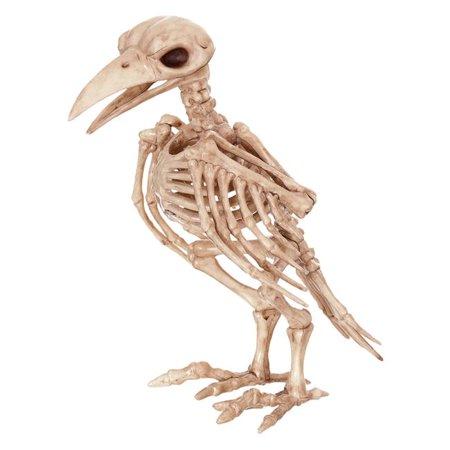 Raven Queen Costume (Skeleton Raven Costume)