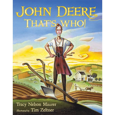 John Deere, That's Who! (Hardcover)