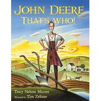John Deere, That's Who! (Hardcover)