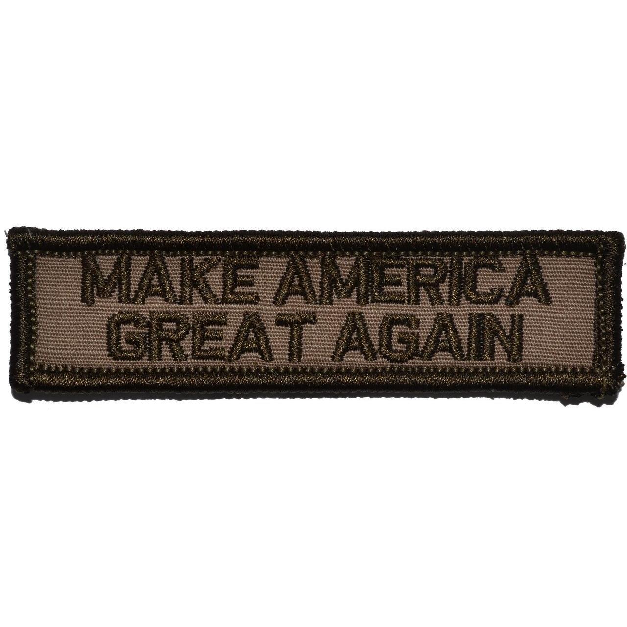 Make America Great Again - 1x3.75 Patch