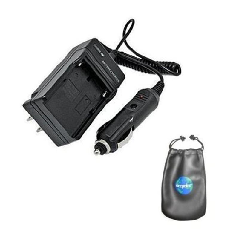Amsahr 408U Digital Replacement Mini Battery Travel Charg...
