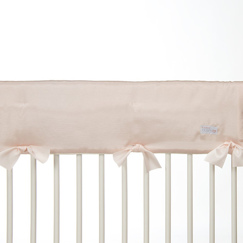 Harriet Bee Stites Long Crib Rail Guard Cover