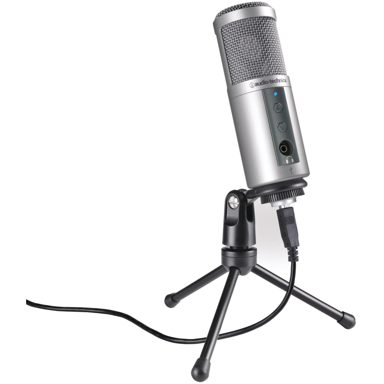 Audio Technica Atr2500 Usb Atr Series Cardioid Condenser Usb