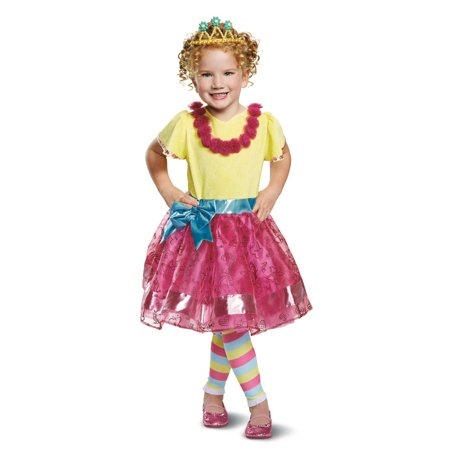 Fancy Nancy Nancy Deluxe Child Costume - Top Fancy Dress Costumes
