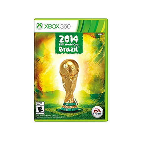 2014 FIFA World Cup Brazil (Xbox 360) (World Cup For Xbox 360)