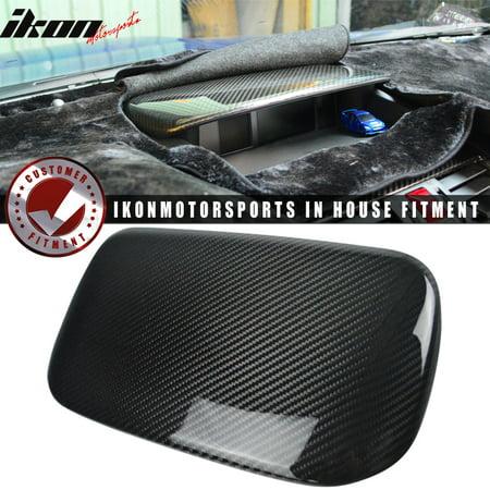For 15-17 Subaru WRX Center Top Dash Panel Console Hood Cover