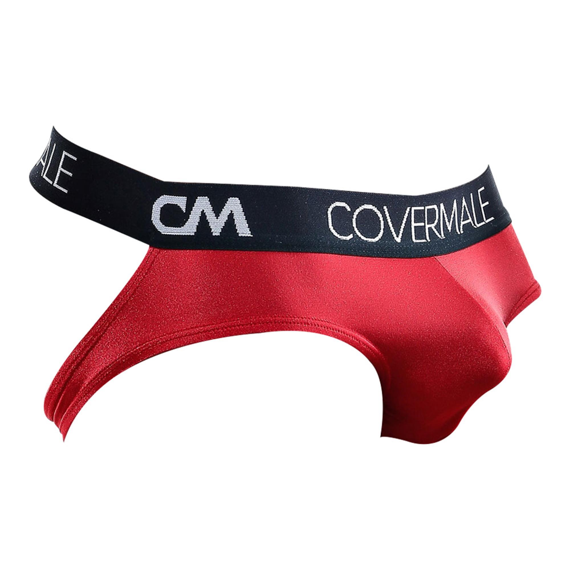 Cover Male CME010 Jockstrap Red