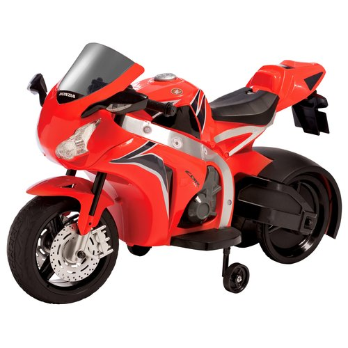 Kid Trax Honda CBR Racing Motorcycle 6-Volt Battery-Powered Ride-On