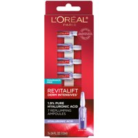 L'Oreal Paris Revitalift Derm Intensives Hyaluronic Acid Ampoules7.0ea x 7 pack
