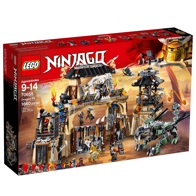 Dragon Pit Lego Ninjago Lego Dragon Pit 70655 Ninjago UVLSpGzMq