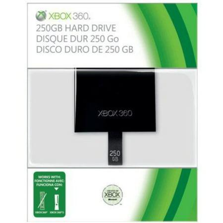 Xbox 360 250GB Hard Drive (Xbox 360)