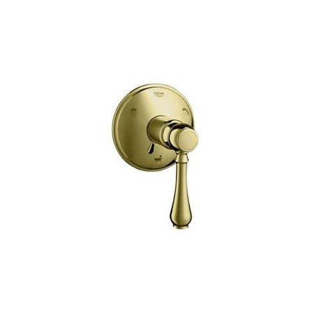 Grohe 19225R00 Geneva 5 Port Diverter Shower Trim Lever Handle - Polished