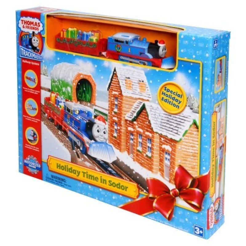 Thomas and Friends Holiday Time in Sodor Set by