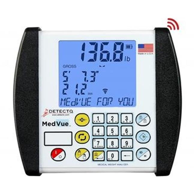 Cardinal Scales MV1 Detecto MedVue Medical Weight Analyzer