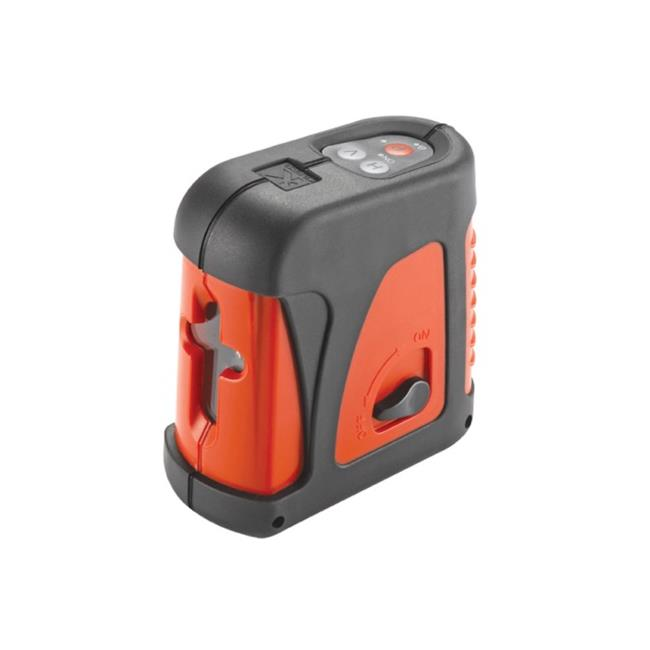 Kapro 894-01 Prolaser Visi-Cross-Line Laser Level Without Detector