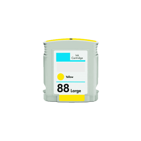 Zoomtoner Compatible HP C9393A (88XL) INK / INKJET Cartridge Yellow High Yield for HP OfficeJet Pro L7600 - image 1 of 1