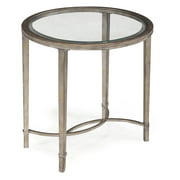 Magnussen Copia Metal Oval End Table