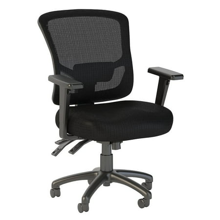 Bush Business Furniture Series C Mid Back Multifunction Executive Office Chair