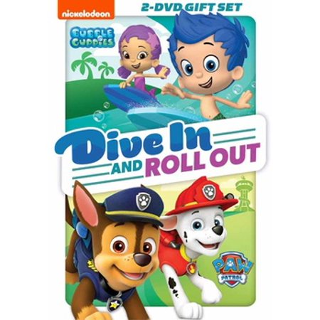 Paw Patrol / Bubble Guppies Collection (DVD) (Bubble Guppies Halloween Games)