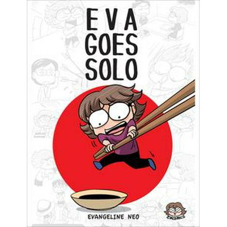 Eva Goes Solo - eBook (Eva Solo Grill)