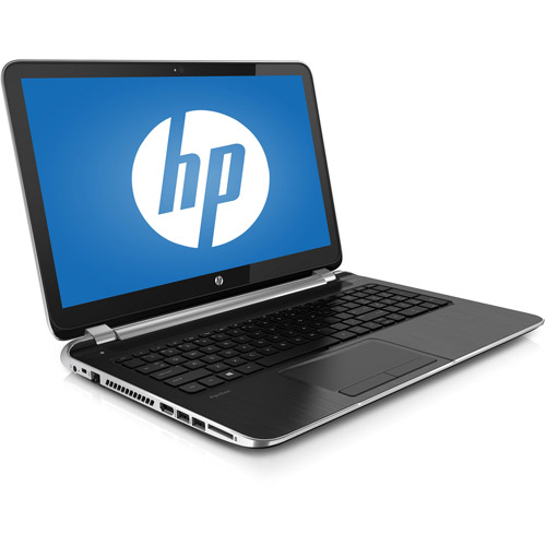 """HP Sparkling Black 15.6"""" Pavilion 15-N040US TouchSmart Laptop PC with Intel Core i3-4005U Processor, 4GB Memory, Touchscreen, 750GB Hard Drive and Windows 8"""