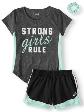 56cc796360 Girls Activewear - Walmart.com