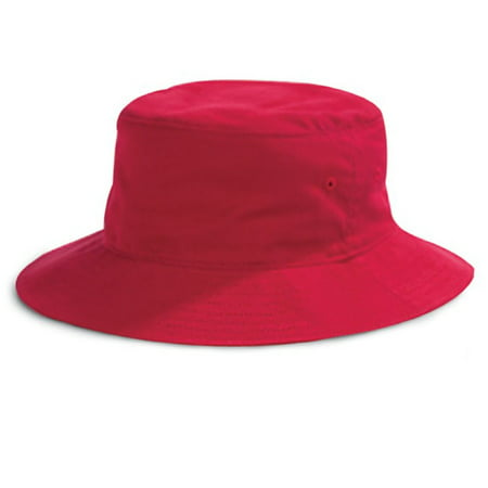 Red Bucket Hat LL Cool J Costume Rap Rapper Hip Hop 80s 90s Old School
