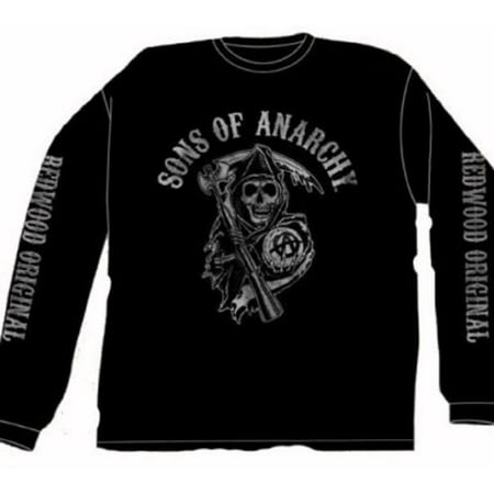 Sons of Anarchy Fear the Reaper Long Sleeve T-Shirt