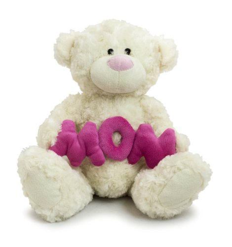 "Beverly Hills Teddy Bear Company ""Mom"" Bear, 12"" by Beverly Hills Teddy Bear Co."