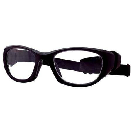 Sport Specs Protective Sports Eyewear Goggle, MX-31 Shiny Black (Dior Goggles)