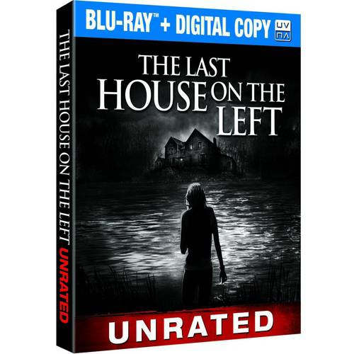 The Last House On The Left (Unrated) (Blu-ray + Digital HD) (With INSTAWATCH) (Widescreen)