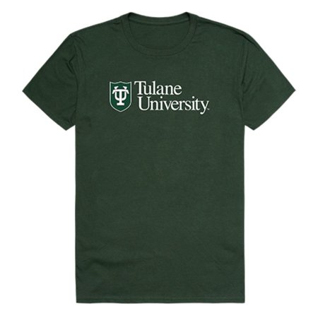 Tulane University Green Wave Institutional Tee T-Shirt