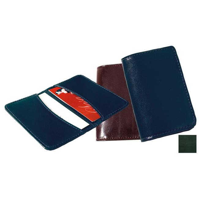 Raika RM 112 GREEN Business Card Holder - Green