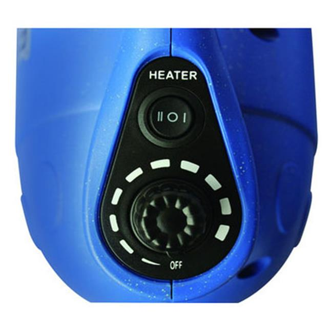 XPOWER Manufacture, Inc. B-24 3 HP, 150 CFM, Variable Speed Pet Dryer with Heater
