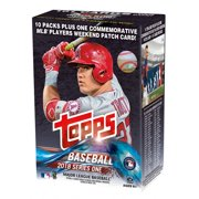 2018 Topps Series 1 MLB Baseball Exclusive Value Box Trading Cards