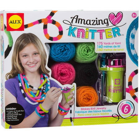 ALEX Toys Craft Amazing Knitter