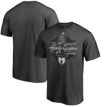 Chicago White Sox Majestic 2019 Spring Training Cactus League Winner T-Shirt - Heather Gray