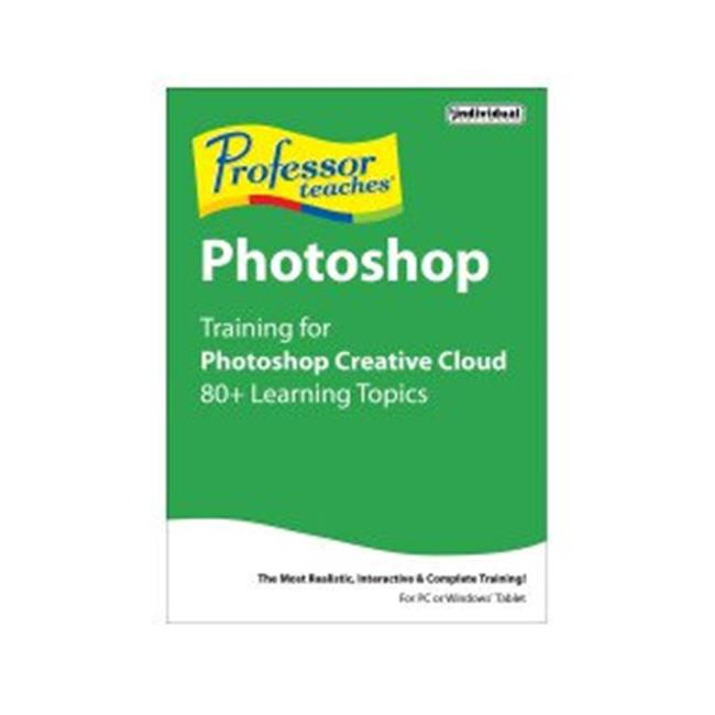 Prof Teaches Pshop Creative Cloud (Email Delivery)