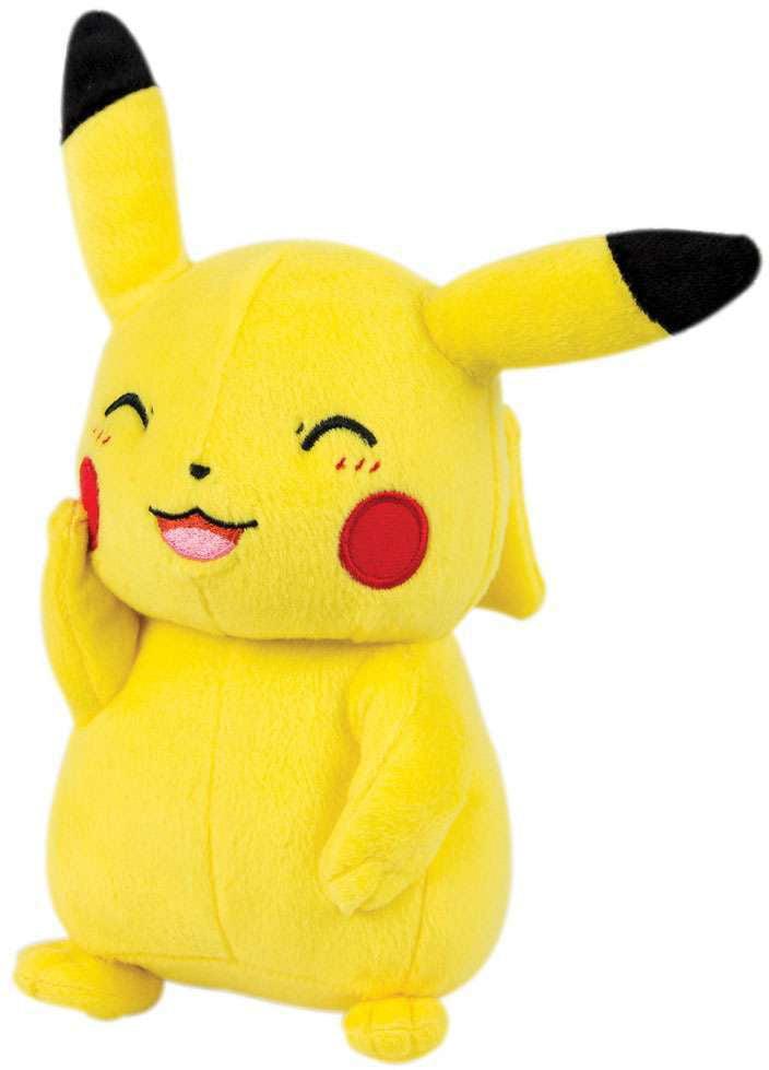 detective pikachu plush walmart