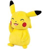 "Tomy Pokemon Plush- Waving Pikachu- 8"""