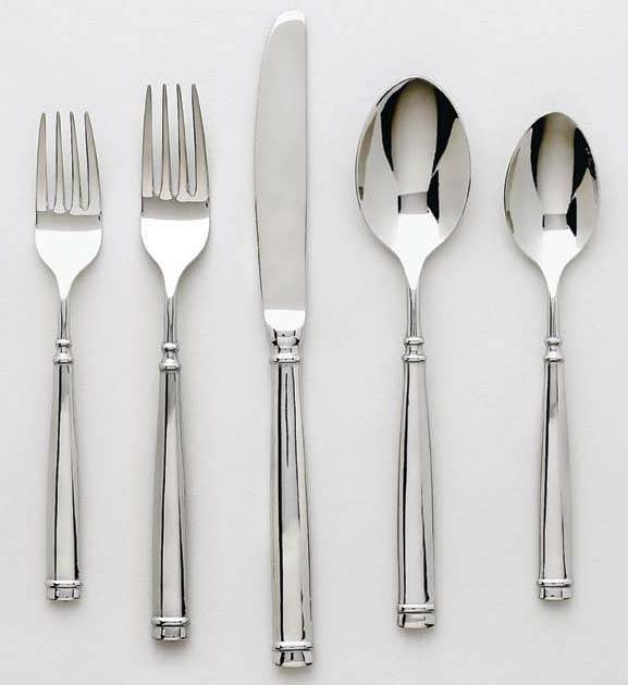Naples Flatware Set (45-Pack)