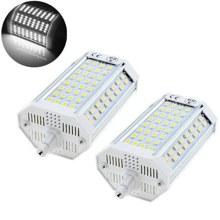 R7s Base General Light Bulb - Bonlux 25W Double Ended R7S J118 LED Light Bulb J Type 118mm 200W Halogen Bulb Equivalent LED Flood Light, Daylgiht 5000k, 2-Pack
