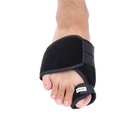 Hilitand 2pcs Big Toe Bunion Splint Straightener Corrector Hallux Valgus Pain Relief