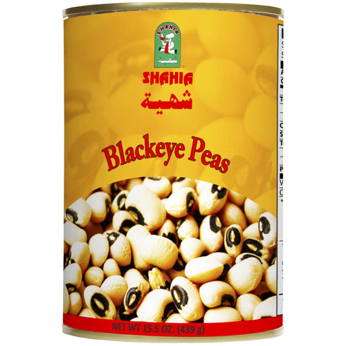 Shahia Blackeye Peas, 15.5 oz