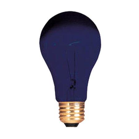 Bulbrite Industries 75W Black 120-Volt Incandescent Light Bulb (Set of 11)