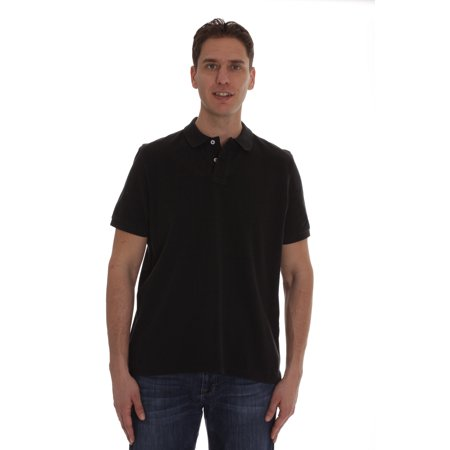 Whiskey and Oak Classic Fit Short Sleeve Polo Shirts for Men