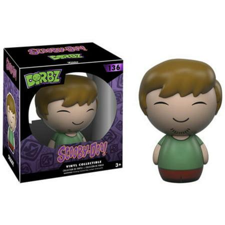FUNKO DORBZ: SCOOBY DOO - - Shaggy Scooby Doo Wig