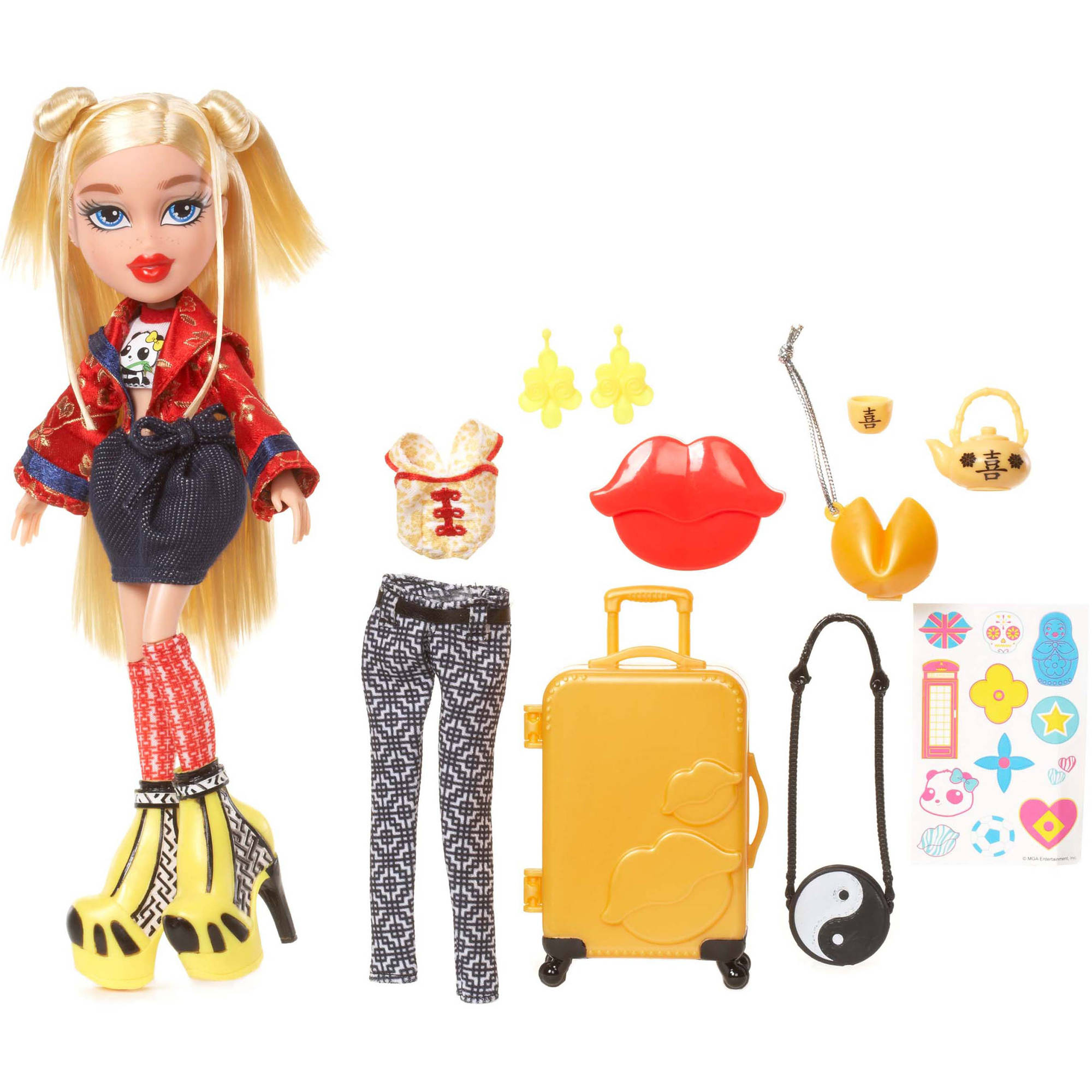 Bratz Study Abroad Doll, Cloe to China