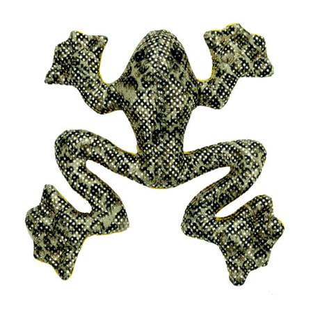 Amazing Shimmering Black And Silver Colored Bean Bag Frog W Yellow Belly By Ganz Frankydiablos Diy Chair Ideas Frankydiabloscom
